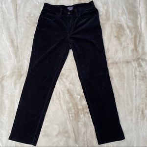 Men's Black Michael Kors Corduroy Pants